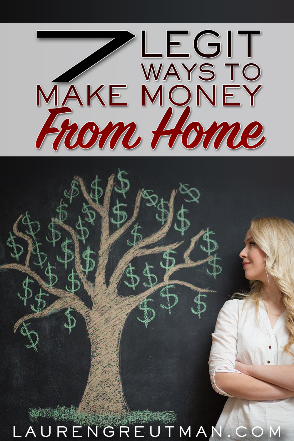 Are you wondering how to make money from home? Check out these 7 ways that can earn you some serious cash!