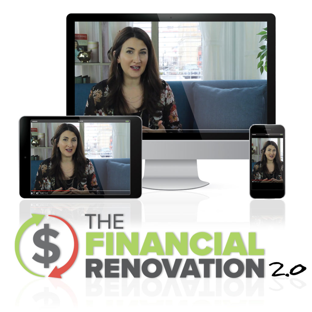 the financial renovation