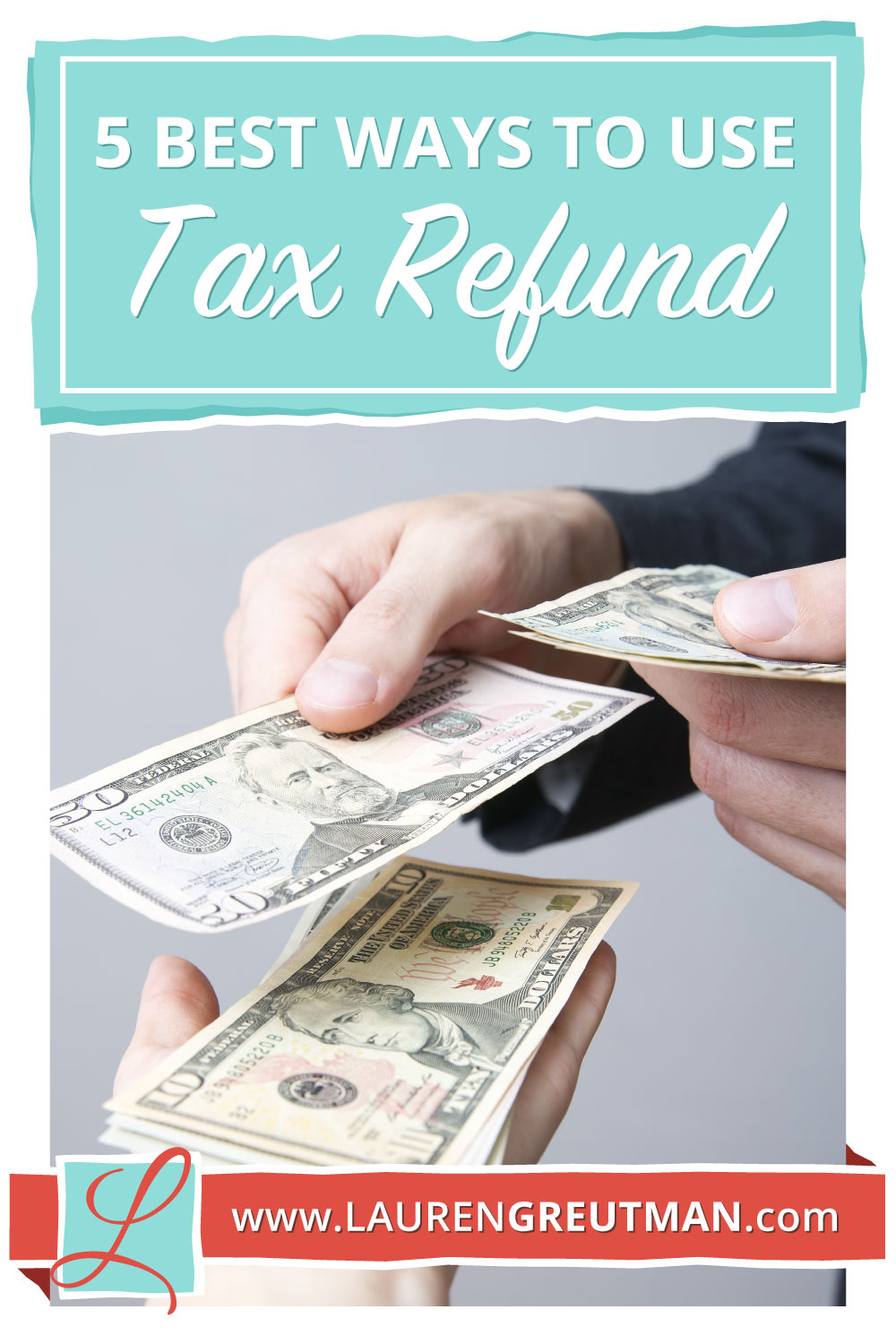 Are you getting a tax refund this year? Before you go out and spend it here are 5 things you need to consider.