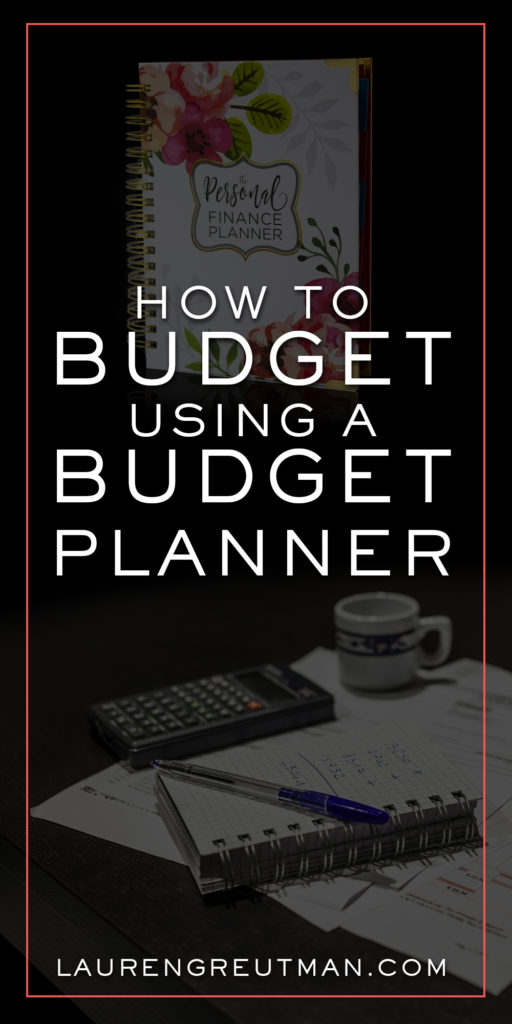 How to budget your bills using a budget planner simple step by budget planner solutioingenieria Gallery