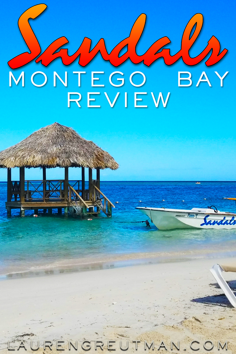 Wondering how to take a dream vacation on a budget? Check out Sandals in Montego Bay Jamaica - great for your budget!