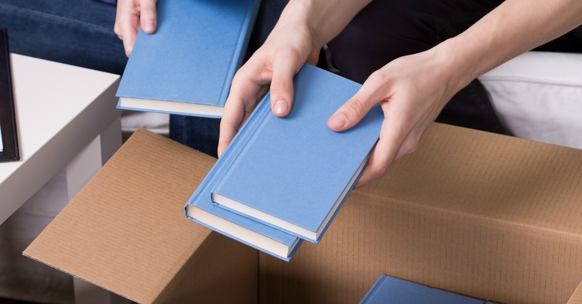 How to Easily Sell Used Books Online - Get paid for them in just 1 day!